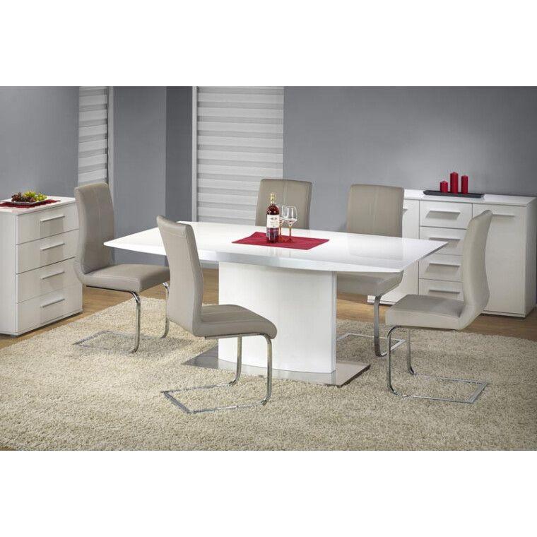 Стол обеденный Halmar Elias | Белый - 3