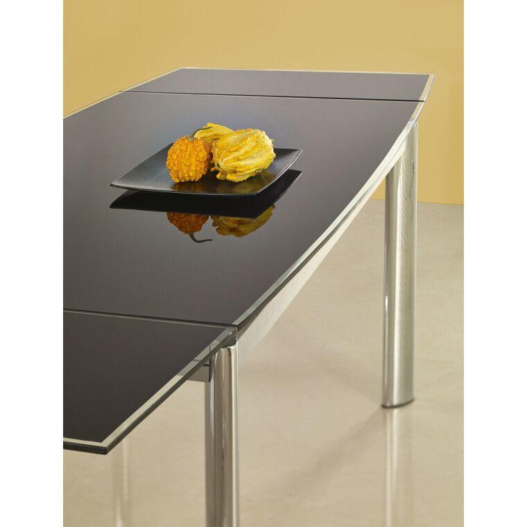 Стол раскладной Halmar Lambert | Черный - 4