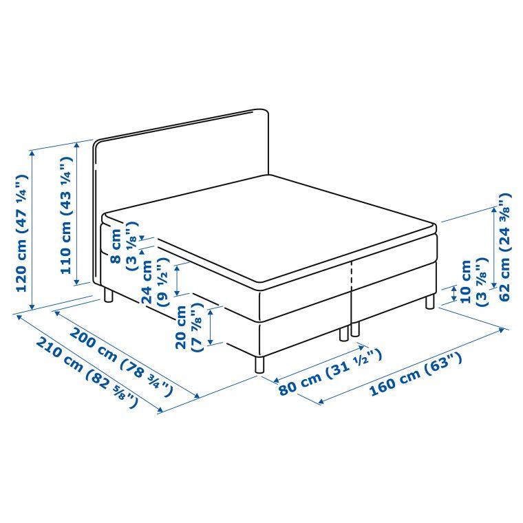 Кровать DUNVIK - 3