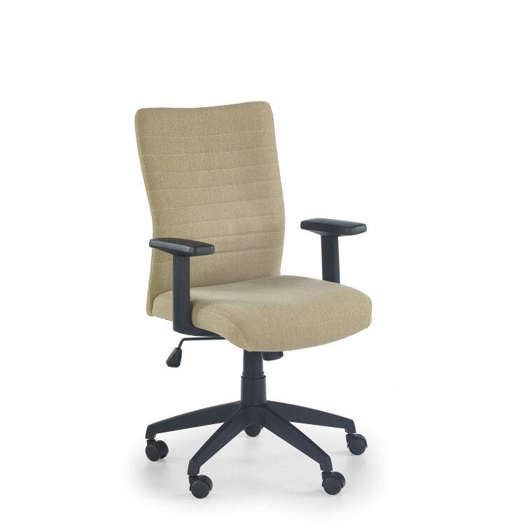 Кресло поворотное Halmar Limbo | Бежевый
