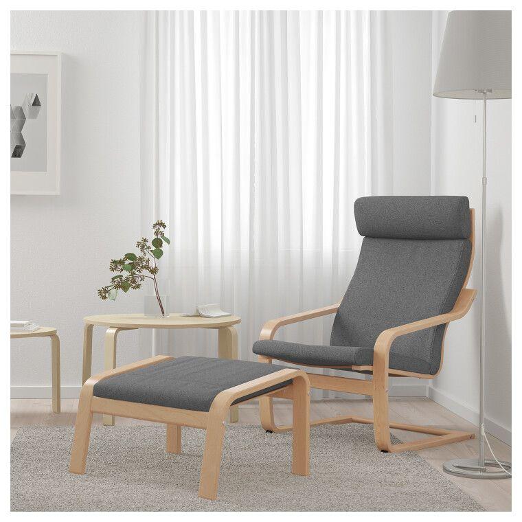 Кресло POÄNG - 9
