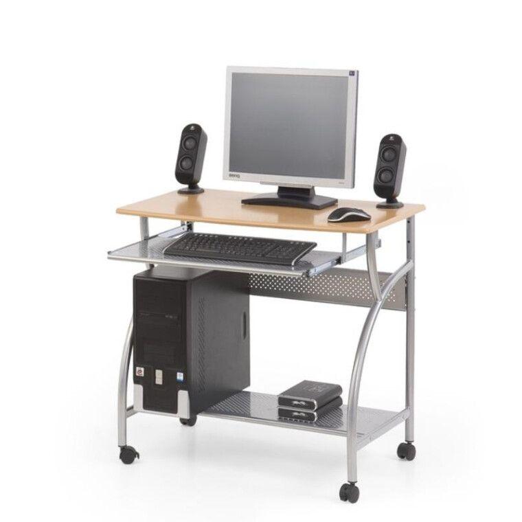 Стол компьютерный Halmar B-6 | Ольха