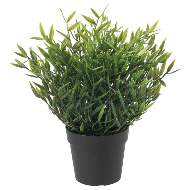 Искусственное растение в горшке FEJKA