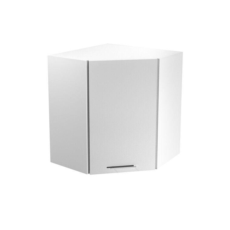 Верхний угловой шкаф Halmar Vento GN-60/72 | Дуб медовый