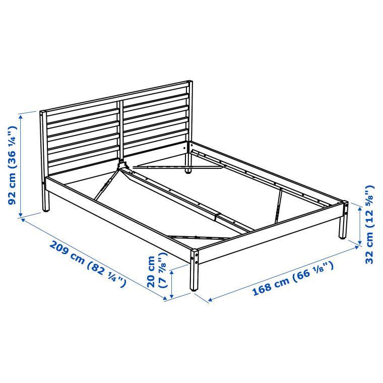 Кровать TARVA - 4