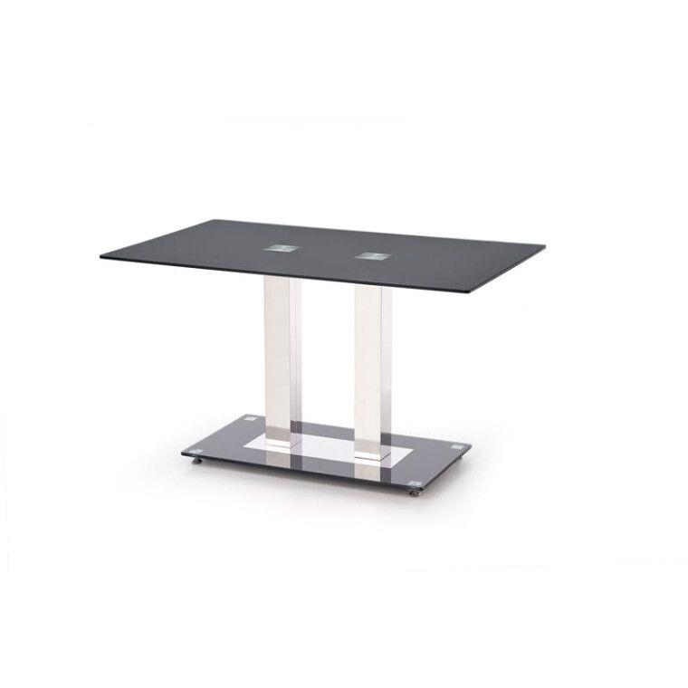 Стол обеденный Halmar Walter 2 | Черный - 4