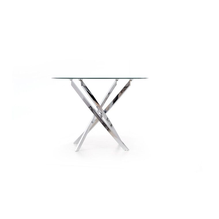 Стол обеденный Halmar Raymond | Прозрачный - 4