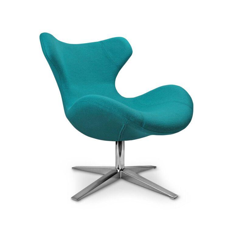 Кресло Halmar Blazer | Бирюзовый