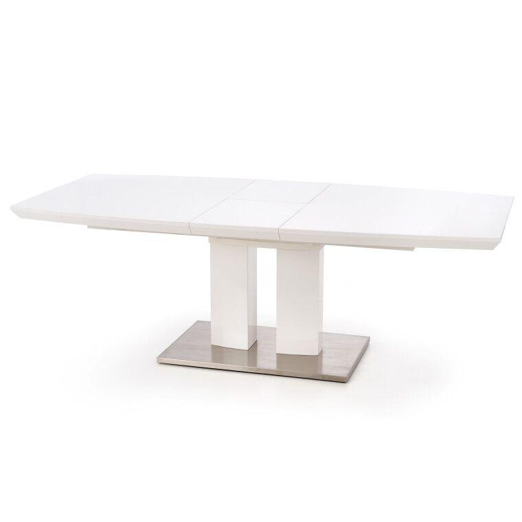 Стол раскладной Halmar Lorenzo | Белый - 6