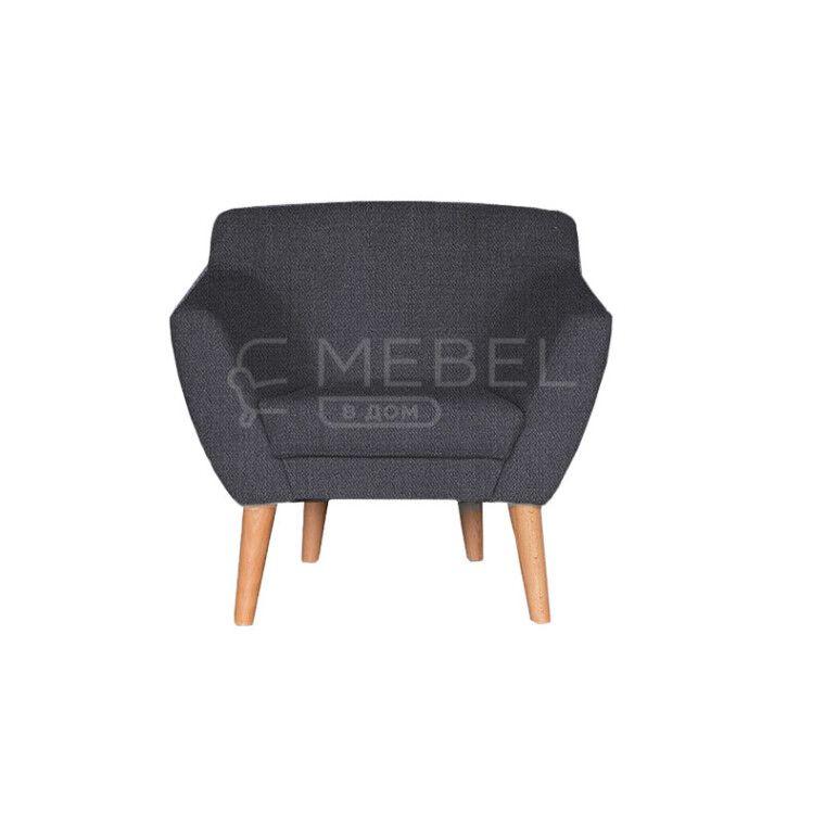 Кресло Pooffe Milano | Темно-серый
