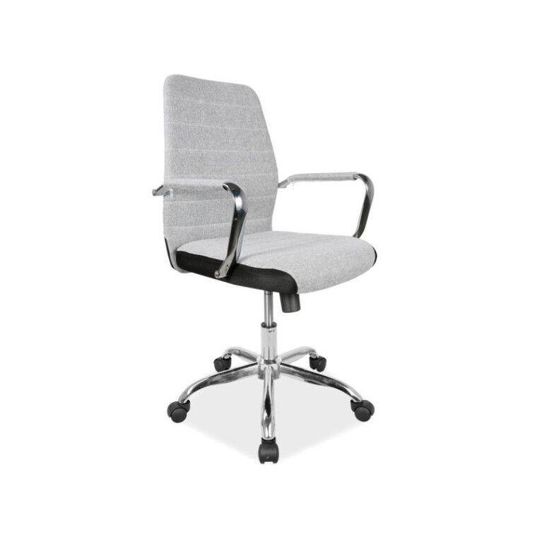 Кресло поворотное Signal Q-M3   Серый