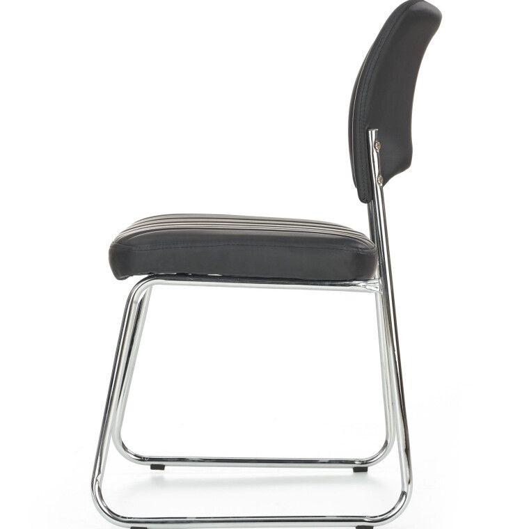 Кресло офисное Halmar Rapid | Черный - 5