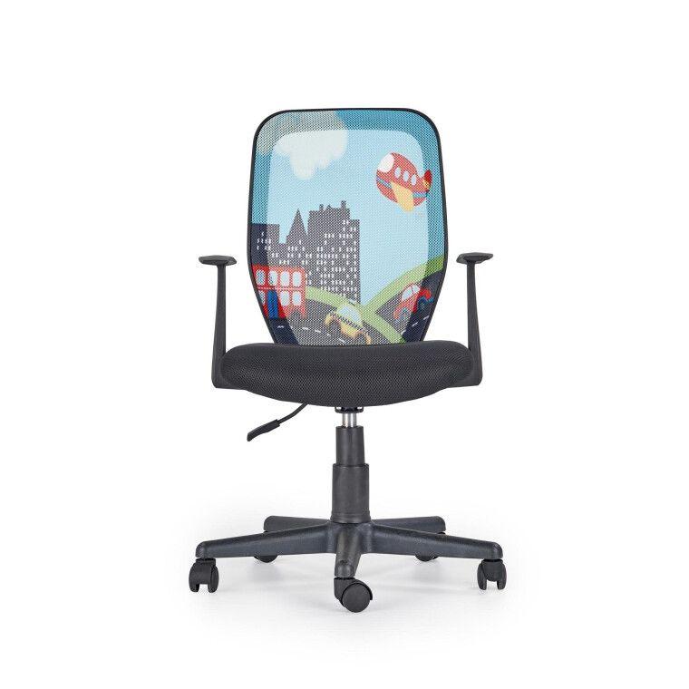 Кресло поворотное Halmar Kiwi | Принт Город - 4
