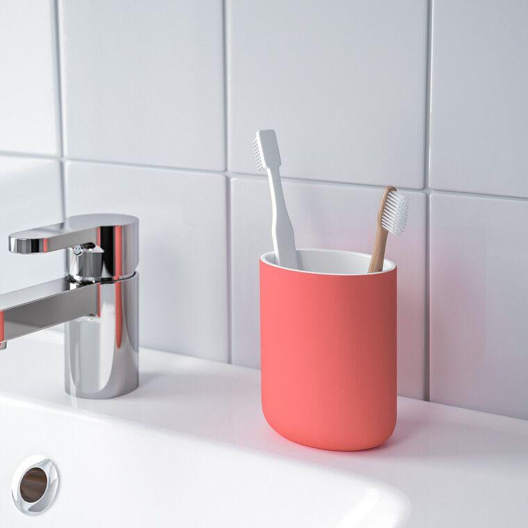 Стакан для зубных щеток EKOLN - 3