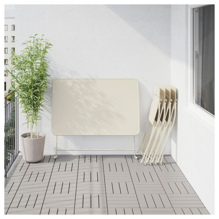 Комплект мебели садовой SALTHOLMEN - 2
