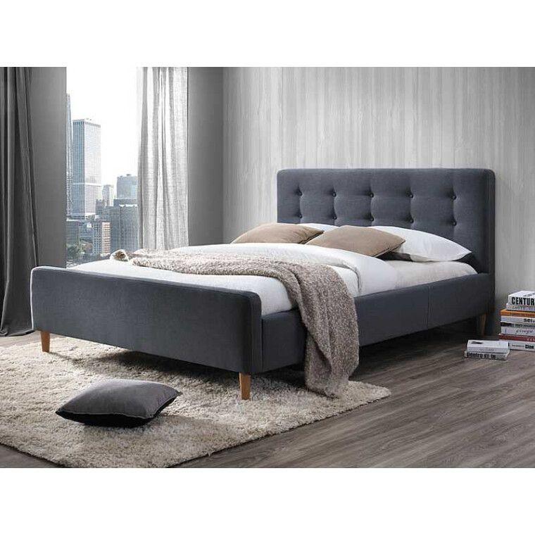 Кровать Signal Pinko | 160х200 / Серый фото