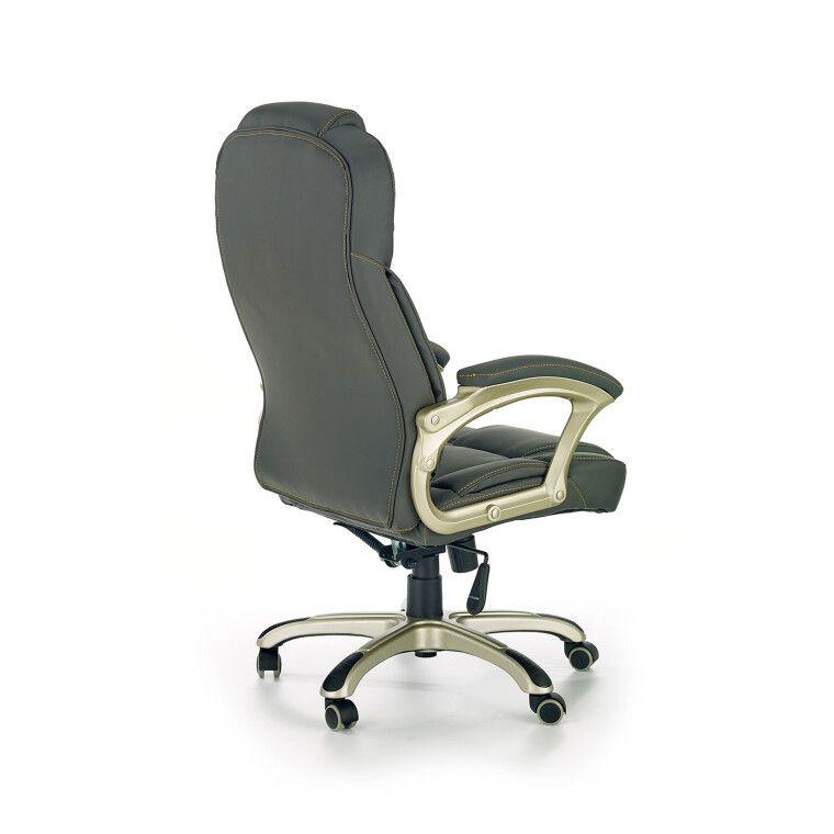 Кресло поворотное Halmar Desmond | Серый - 4