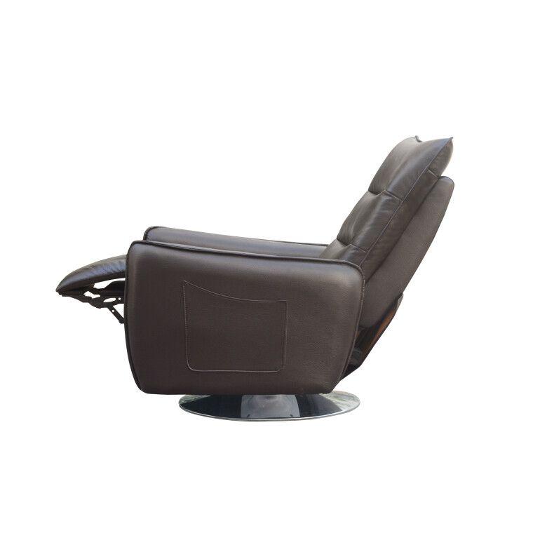 Кресло раскладное Halmar Royal | Коричневый - 2
