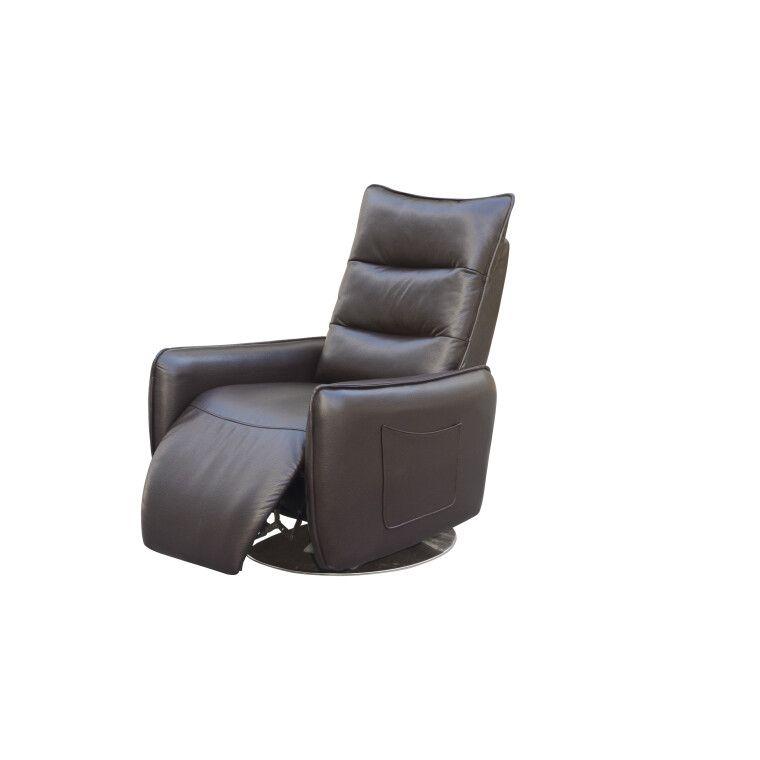 Кресло раскладное Halmar Royal | Коричневый