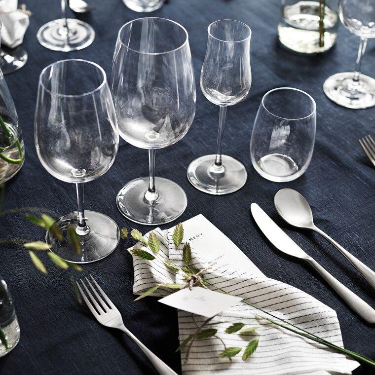 Набор бокалов для вина STORSINT - 2