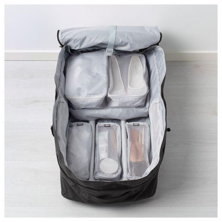 Комплект упаковочных сумок FÖRFINA - 4