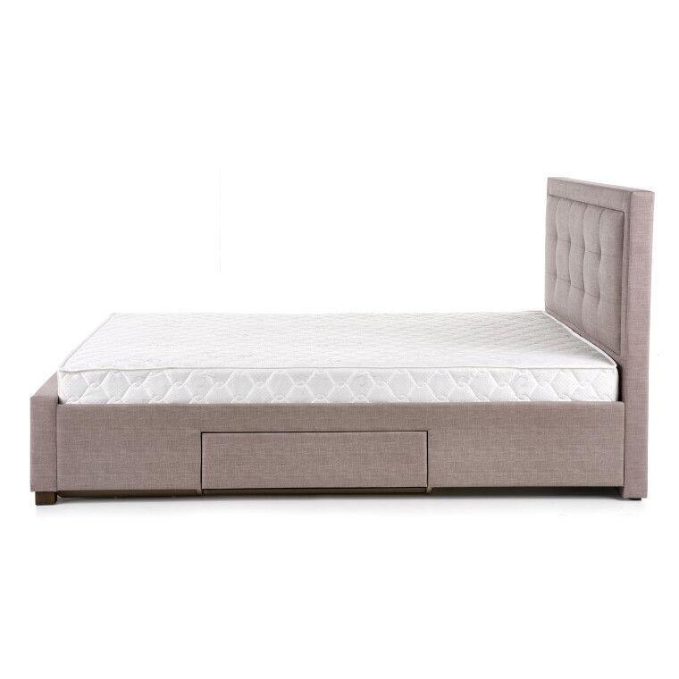 Кровать Halmar Evora | 160х200 /  Бежевый - 8
