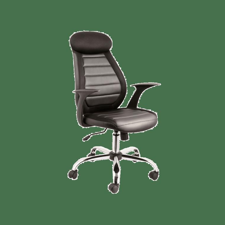 Кресло поворотное Signal Q-102 | Черный