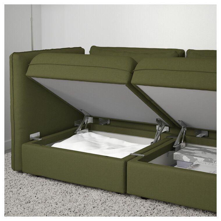 Модульная система дивана VALLENTUNA - 2