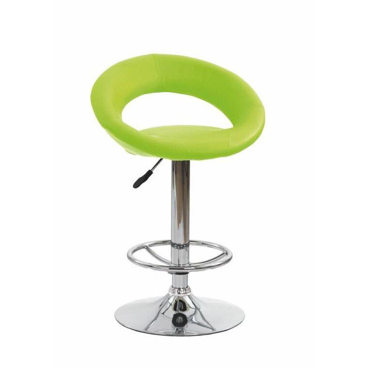 Стул барный Halmar H-15 | Зеленый