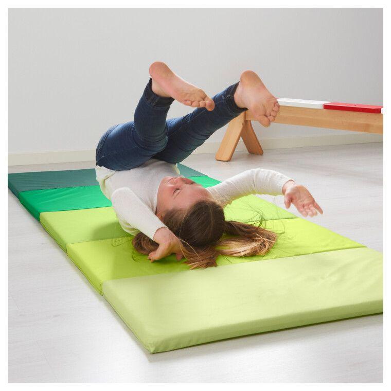 Складной гимнастический коврик PLUFSIG - 2