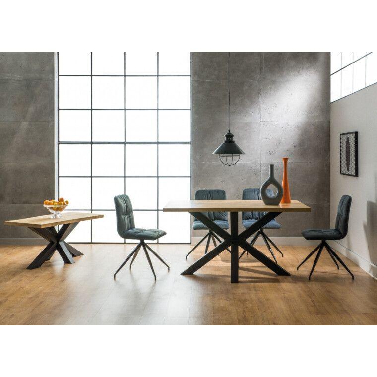Стол обеденный Signal Cross | Дуб / 90х150 - 2