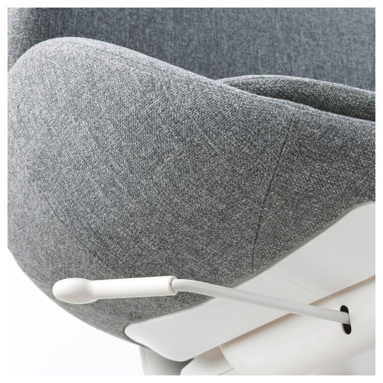 Кресло поворотное HATTEFJÄLL - 5