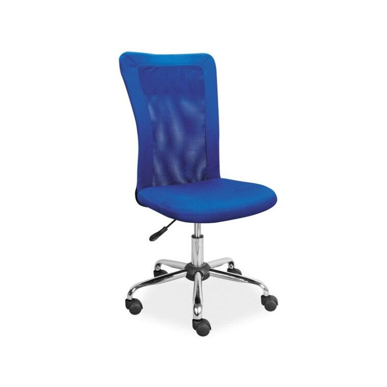 Кресло поворотное Signal Q-122   Синий