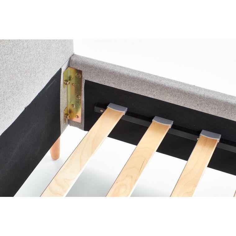 Кровать Halmar Doris | 160х200 / Серый - 6