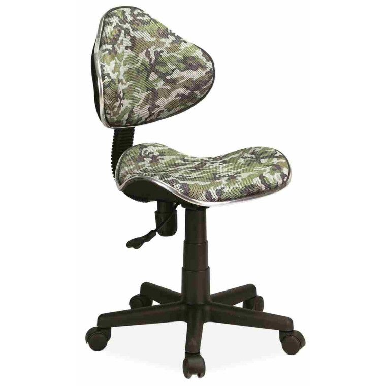 Кресло поворотное Signal Q-G2 Принт | Камуфляж
