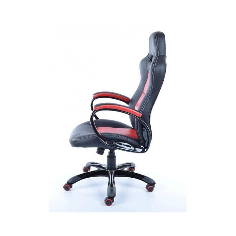Кресло поворотное Signal Q-029 | Красный / черный - 3