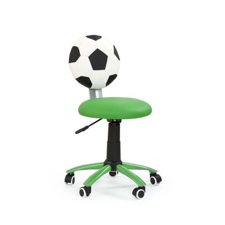 Кресло поворотное Halmar Gol | Зеленый