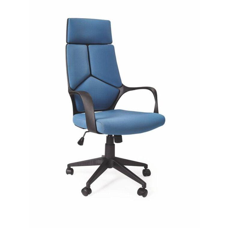 Кресло поворотное Halmar Voyager | Синий