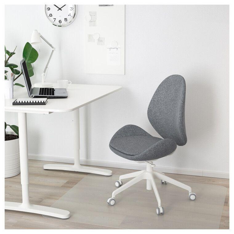 Кресло поворотное HATTEFJÄLL - 6