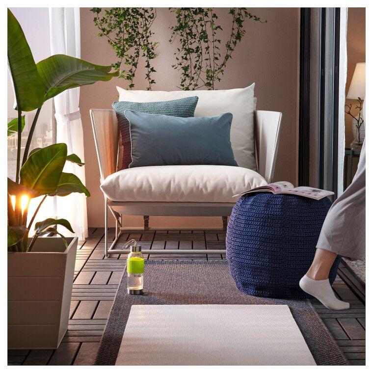 Кресло садовое HAVSTEN - 6