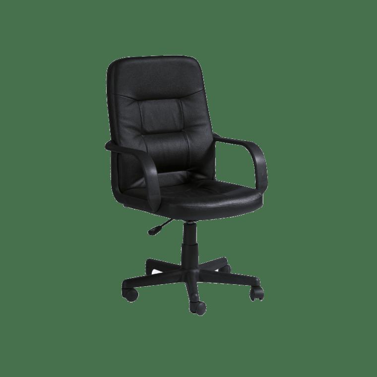 Кресло поворотное Signal Q-084 | Черный