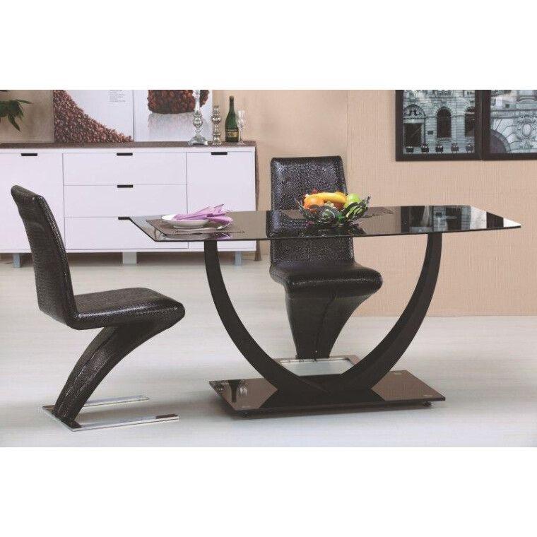 Стол обеденный Halmar Anton | Черный