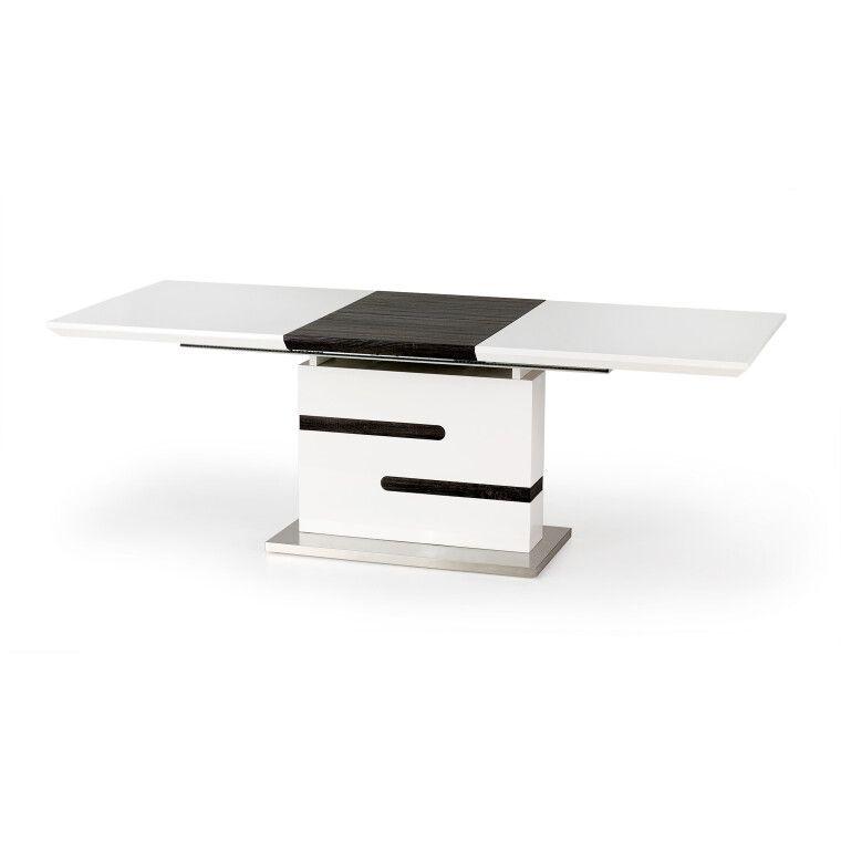 Стол раскладной Halmar Monaco | Белый / Серый - 3