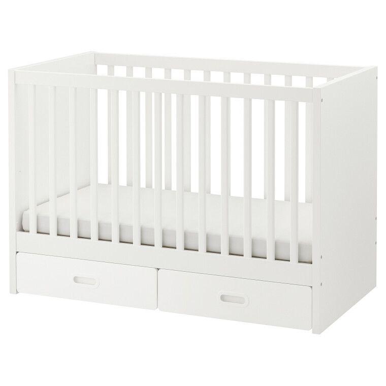 Кроватка детская STUVA / FRITIDS