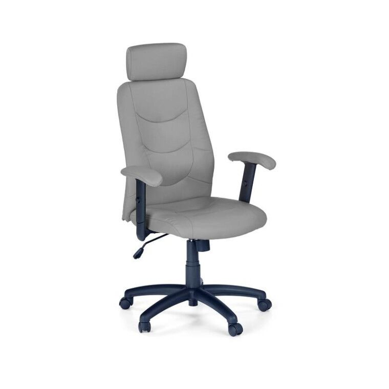 Кресло поворотное Halmar Stilo   Серый