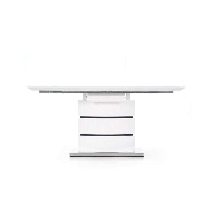 Стол раскладной Halmar Nobel | Белый / Черный - 2