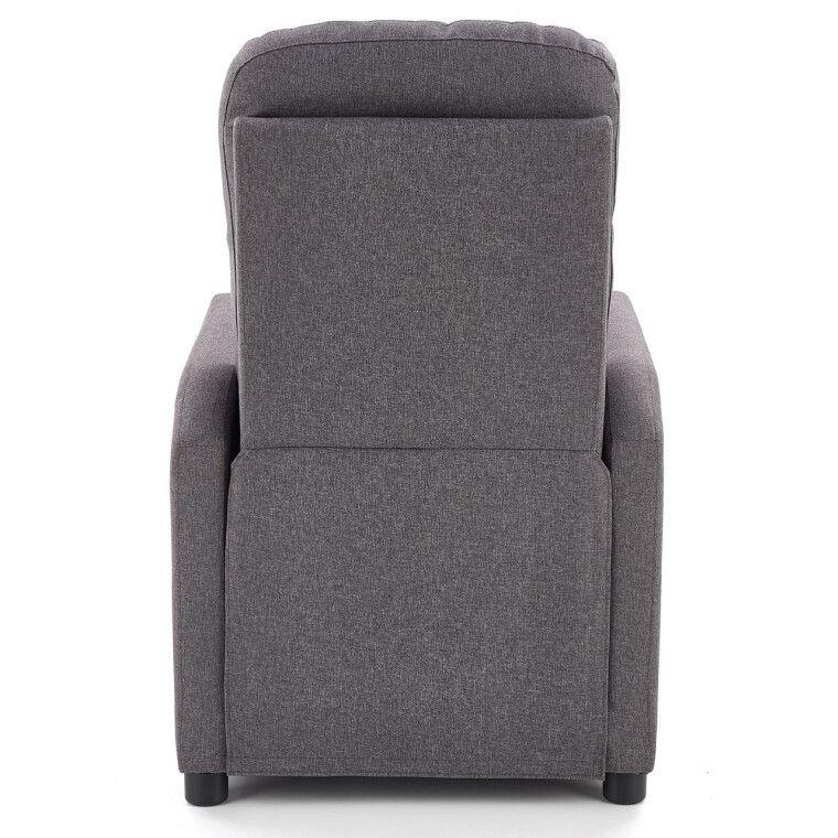 Кресло Halmar Felipe| Серый - 8