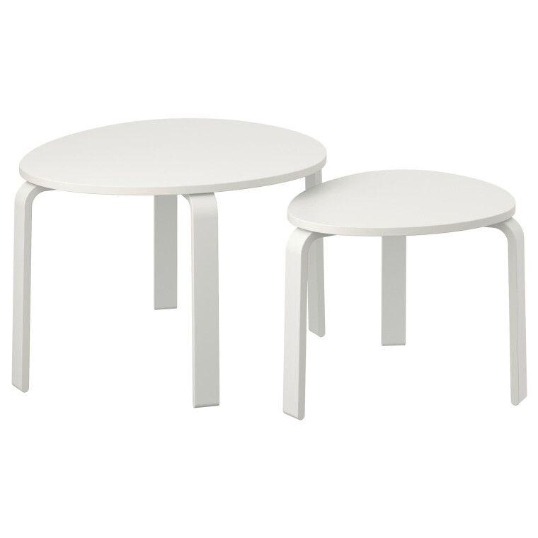 Комплект столиков SVALSTA