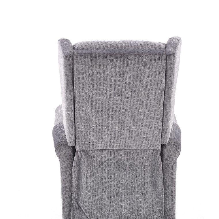 Кресло Halmar Agustin | Серый - 5