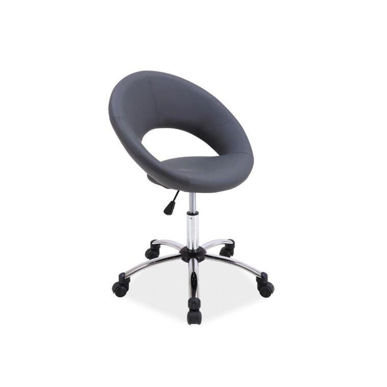 Кресло поворотное Signal Q-128 | Серый фото